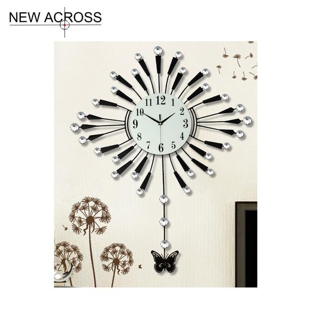aliexpress : buy gohide 1pcs kitchen wall clocks living room
