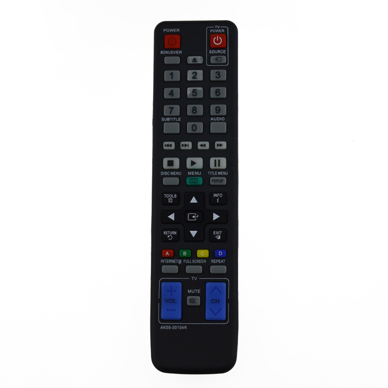 Mayitr 1pc <font><b>Professional</b></font> Remote Control Universal Replacement Remote Control For Samsung AK59-00104R DVD <font><b>Blu-Ray</b></font> Player