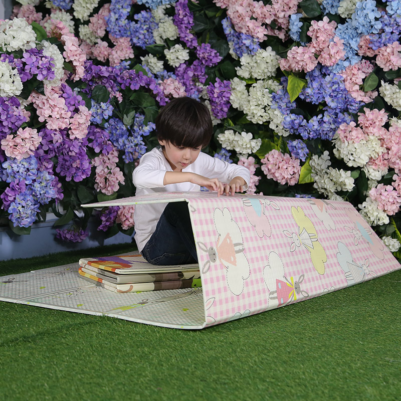 Special Discount Play Floor Odorless Playing Infant XPE Foam Cartoon Thickened 180*120*0.6cm Toddler Crawling Mat