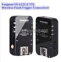 Yongnuo YN 622C Wireless ETTL HSS 1 8000S Flash Trigger 2 Transceivers For Canon 1100D 1000D