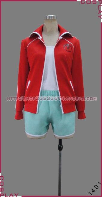 Danganronpa Trigger Happy Havoc Aoi Asahina Cosplay Costume Custom Any Size 1401