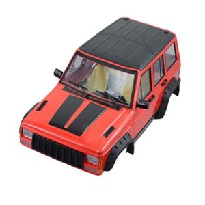 Image 5 - 1pcs Hard Plastic 313mm Wheelbase Body Car Shell for 1/10 RC Crawler Car Axial SCX10 & SCX10 II 90046 90047