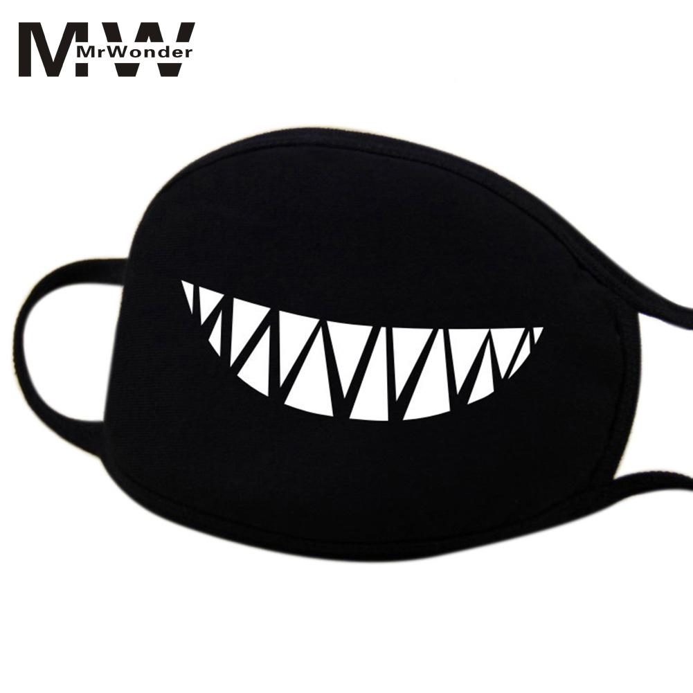 Mouth Mask PM2.5 Stylish Sunproof Breathable Mouth Mask Cute Anti-Dust Face Masks Ornament 2018 Summer New Design SAN0