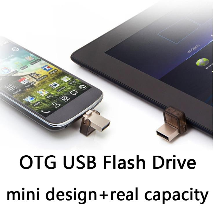 Pen Drive Otg Usb Flash Drive 16GB Pen Drives 32GB Micro VPendrive Smart Phone Micro Usb Otg Flash Drive 64GB 128GB 1TB 2TB 2.0
