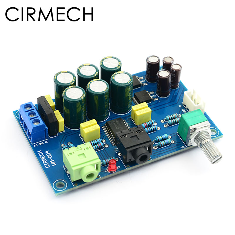 Cirmech Tpa6120a2 Headphone Amplifier Board Hifi High Fidelity Amp Board Kit And Finished Board Good For Energy And The Spleen Consumer Electronics Headphone Amplifier