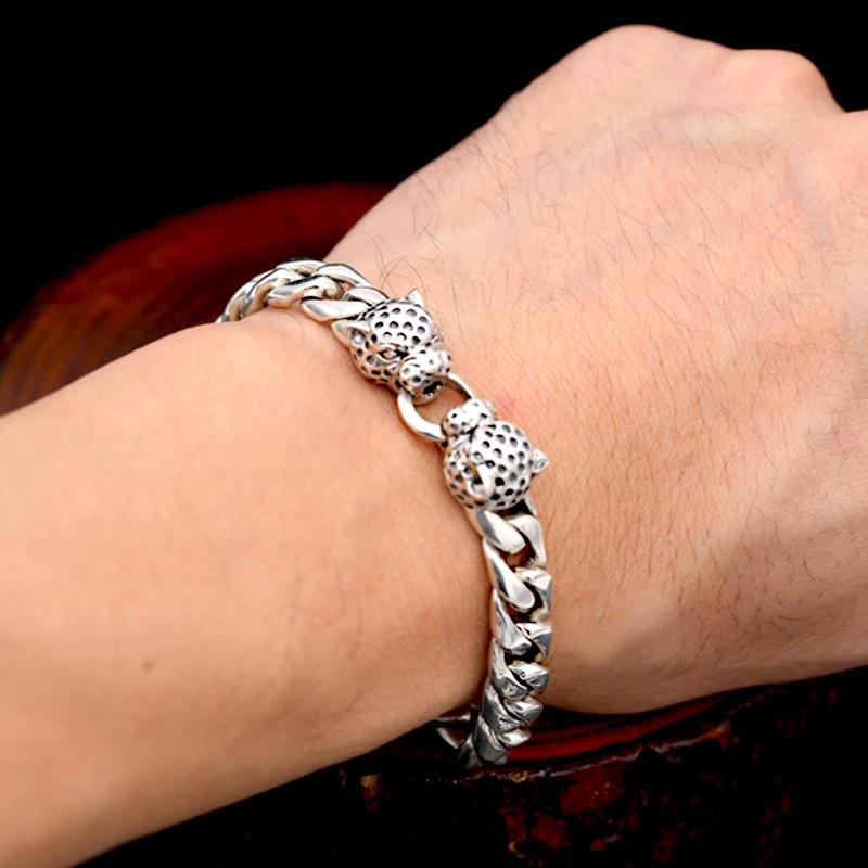 Wholesale S925 Sterling Silver Jewelry Men