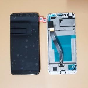 Image 5 - Mit Rahmen 5,7 Neue Für Huawei Ehre 7A Pro AUM L29 LCD Dsplay Touchscreen Digitizer Montage Für Honor 7C AUM L41 LCD display