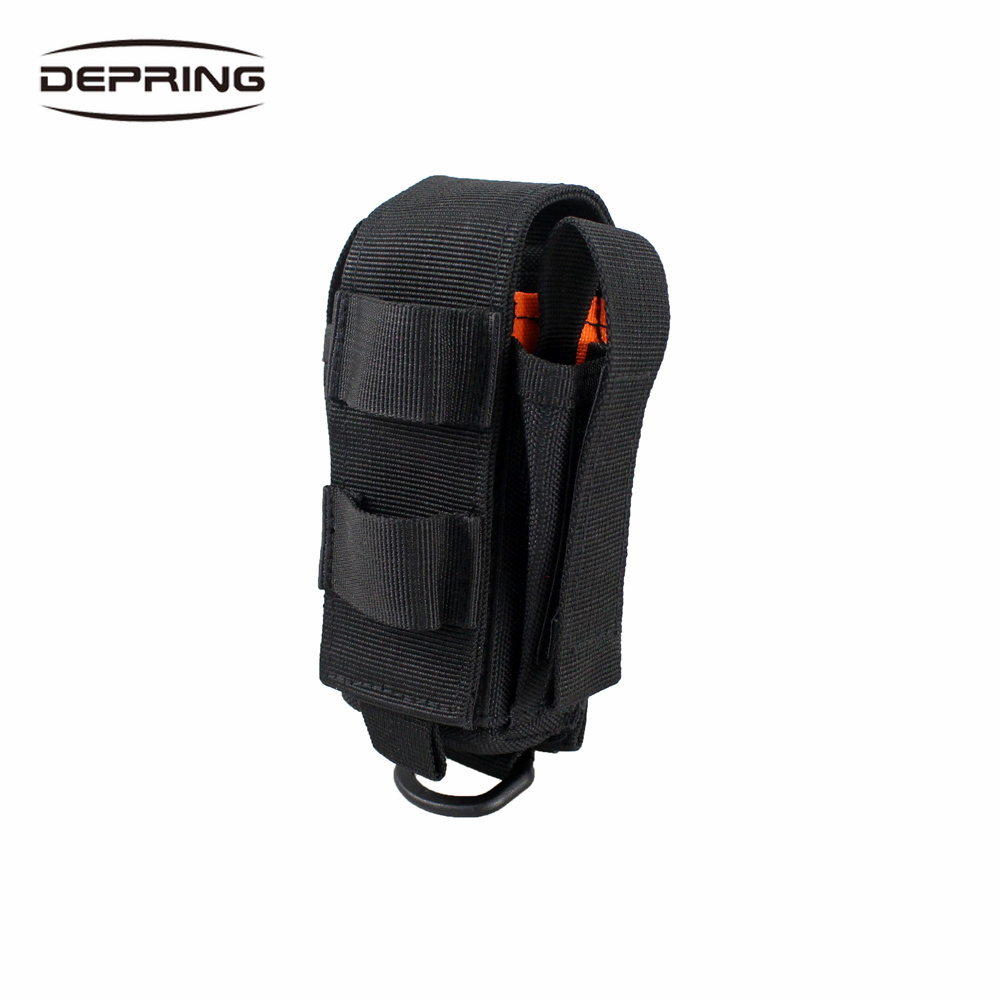 Molle Multi Tool Organizer Pouch Multiple Pocket Holder Holster With Flap For Plier Pencil Knife Flashlight