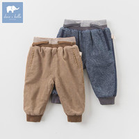 DB6164 dave bella winter baby boys full length kids fashion pants children trousers