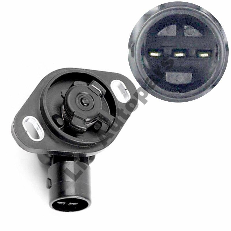OEM 16400-P0A-A11 Throttle Position Sensor for Honda Accord Civic Acura Integra