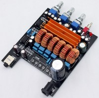 Frss Shipping TPA3116 2 1 2 X 50W 100W Class D Amplifier Board Good Quality And