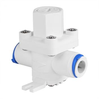 цена на 3/8 Plastic Quick Pushfit Pressure Reducing Regulator Filter Valve Reducing Valve For water purifiers, faucet, and water device