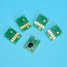 5 color auto reset chip for Canon PGI-470 CLI-471 for Canon PIXMA MG6840 MG5740 printer ink cartridge