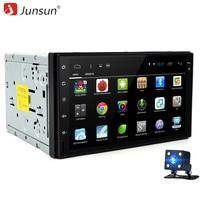 Junsun 7 New Android 6 0 Car Player Double 2 Din 1024 600 Universal Autoradio GPS