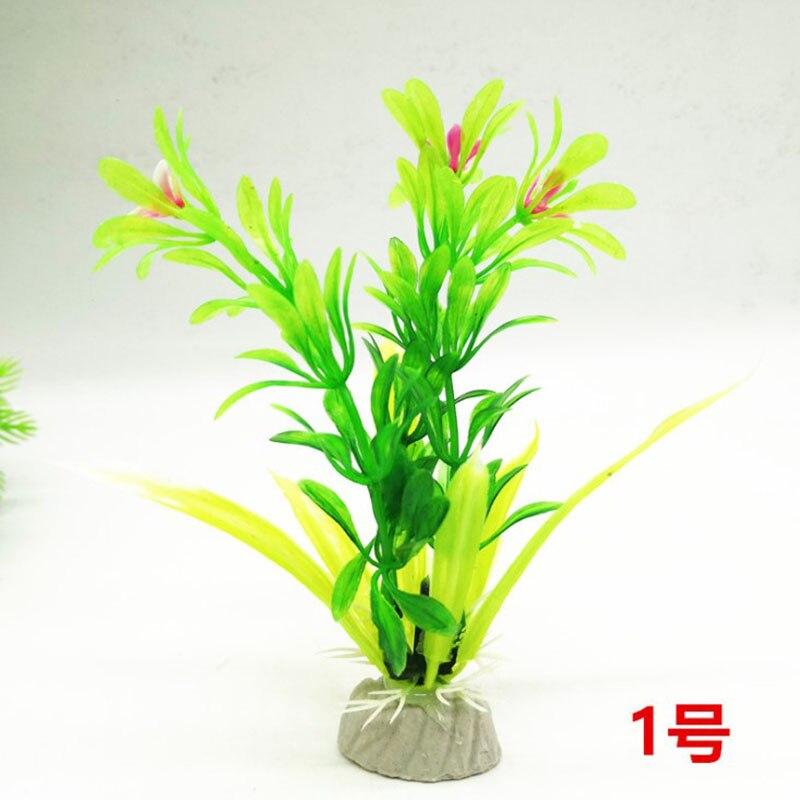 Aquarium Decoration Ornaments Fish Tank Plant Water Grass DecorAquarium Plants