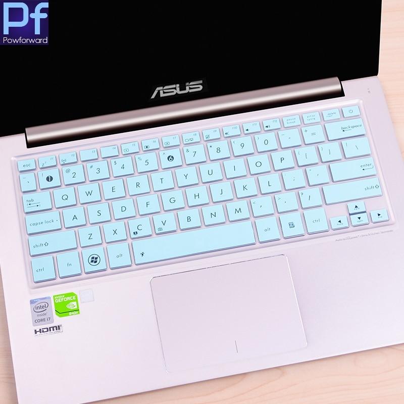 Keyboard Skin Cover for Asus U38 UX301LA UX302 UX302LG UX303LA UX303LN Taichi 31