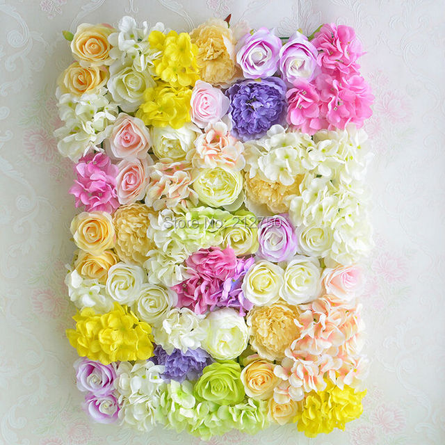 Contemporary Soft White Foam Flower Wall Decor Mold - Wall Painting ...