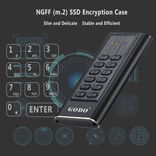 Sata3 para usb3.0 disco rígido ssd, gabinete/caixa super-criptografia ngff m.2 usb3.0 6gbps velocidade para mac laptop/desktop