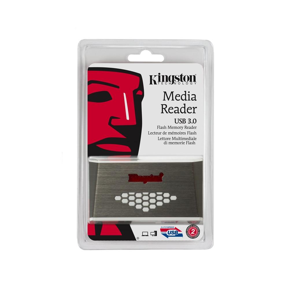 Kingston FCR-HS4 Micro SD lecteur de cartes USB 3.0 Tout-en-un Externe CF TF Microsd lecteur de cartes USB 2.0 Mulfunsctional USB Adaptateur - 6
