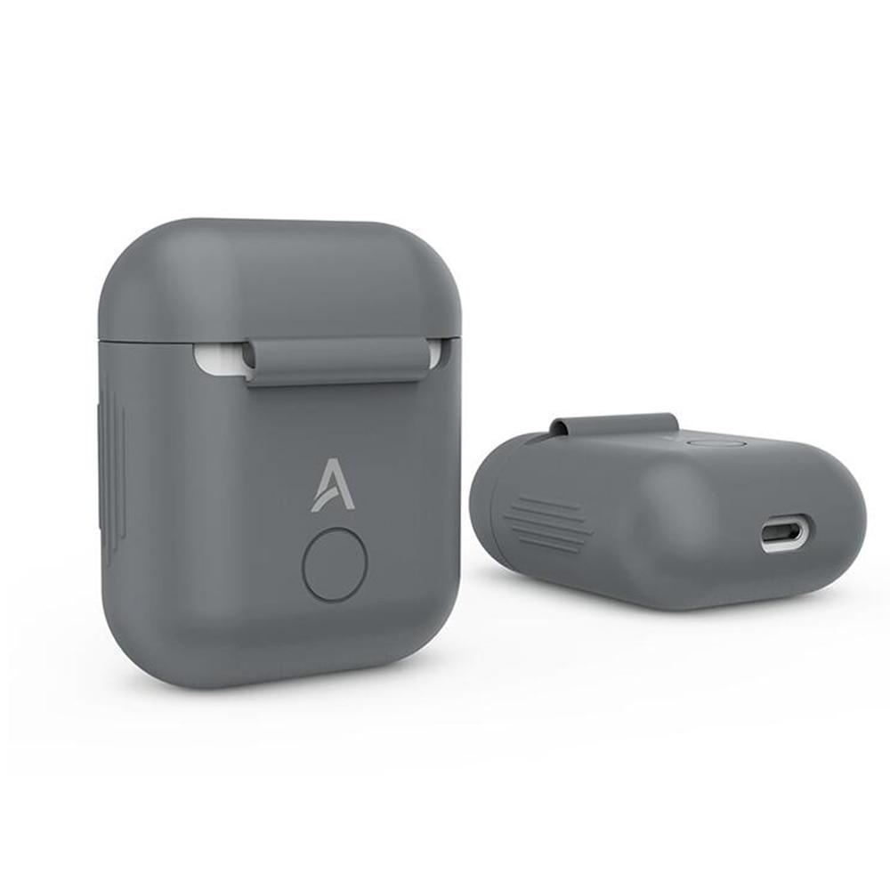 bilder für 2017 neue Original Fall Für Apple Airpods Air Schoten Leder Fall Schutzhülle Tasche Anti Verloren Schutz Elegante Hülse