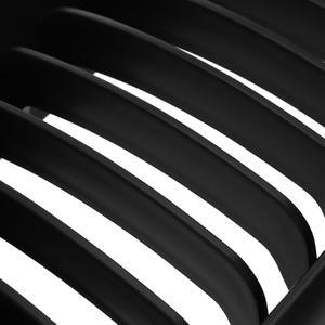 Image 4 - 1 Pair 전면 신장 그릴 ABS 자동차 레이싱 그릴 BMW 3 시리즈 E46 4 도어 02 05 318I 320I 325I 330I 자동차 스타일링 액세서리