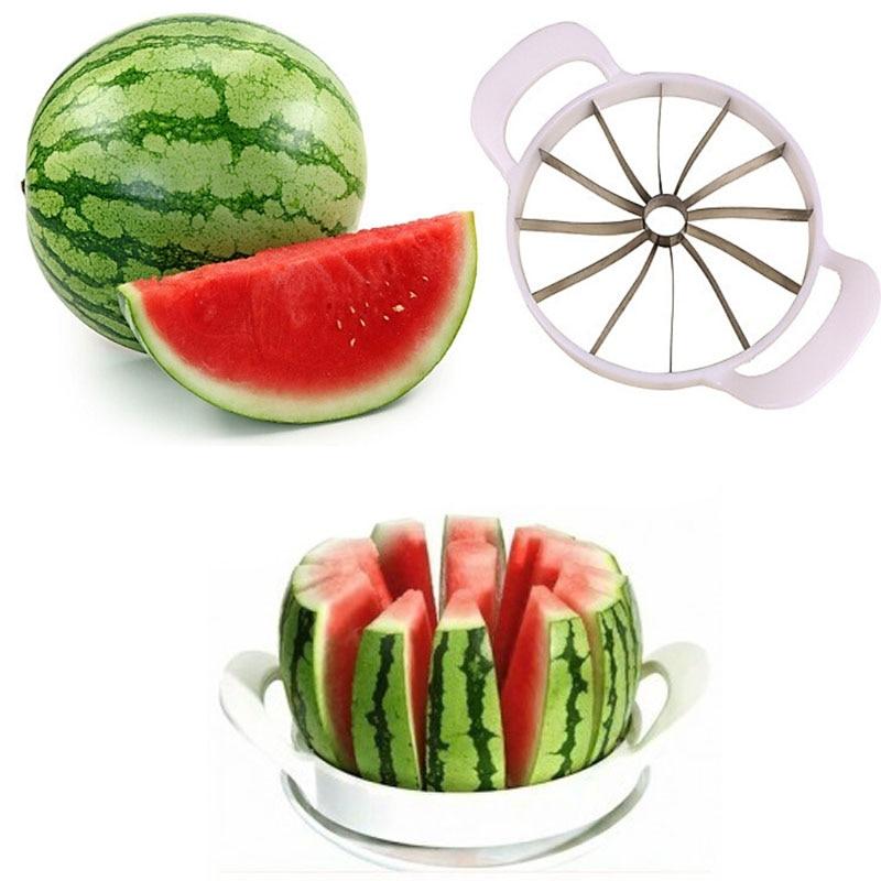 Watermelon Slicer Melon Cutter Fruit Cutting Fruit Cutter Kitchen Tools Gadgets Kitchen Accessories Watermelon Knife
