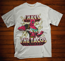 He Man Deadpool T-shirt I have the Taco funny spoof movie badass film tee New Fashion T shirt Brand Hip Hop Print Men Tee Shirt(China)
