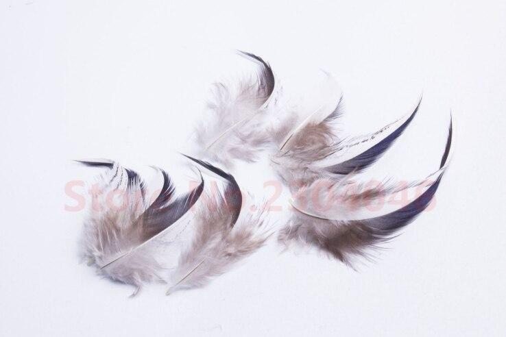 50 красивые 10-12 см (4-6 дюйм(ов)) l Черный и белый цвета волос, используемый для украш ...