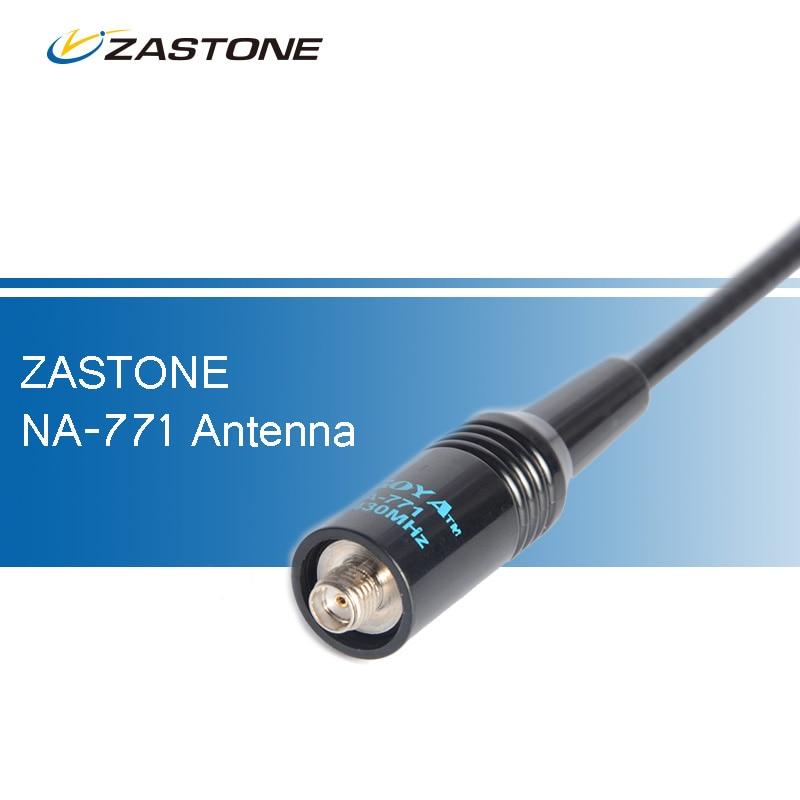 bilder für NA-771 Antenne 144/430 MHz DUAL BAND NA771 Sma-buchse Zweiwegradio Weiche Antenne für Baofeng UV-5R 888 S TG-UV2 Walkie Talkies