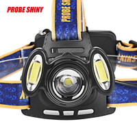 HOT Bicycle Light 15000Lm 3x XML T6 Rechargeable Headlamp HeadLight Torch USB Lamp 18650 Charger NEW