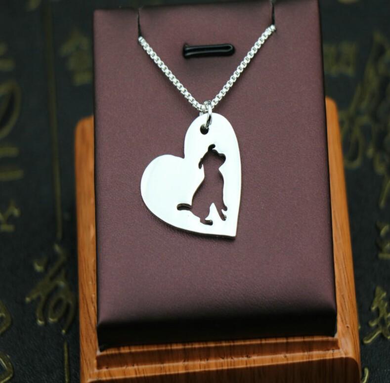 Распродажа ожерелье питбуля ювелирные изделия украшения для