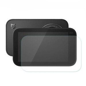 Image 3 - Película protectora de pantalla LCD para Xiaomi Mijia 4K, Protector de cámara deportiva de vidrio templado
