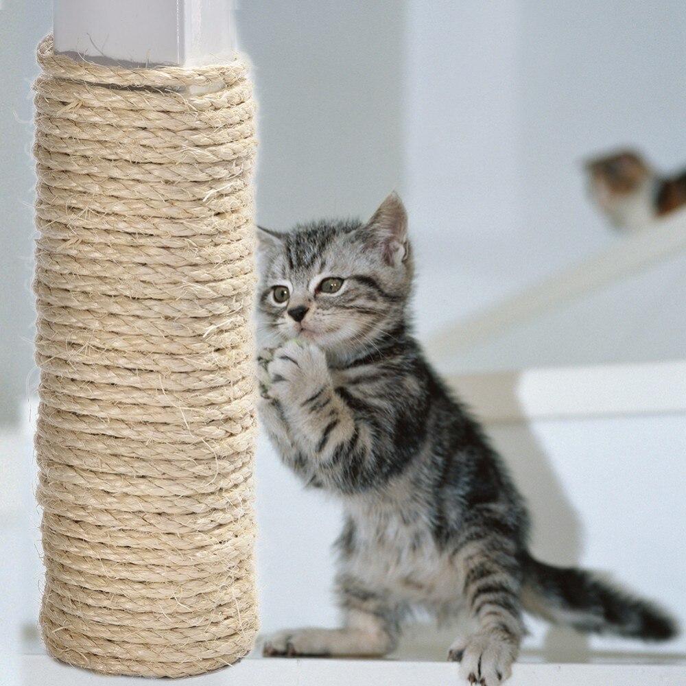 Fabelhaft Schreibtisch Diy Referenz Von 10 Mt Sisal Seil Für Katzen Kratzbaum