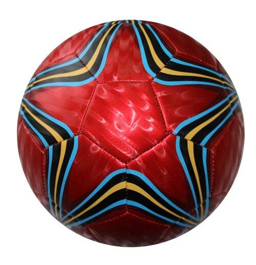 a26f8a6550b9d 2015 NEW Size 5 kid soccer ball children s football ball star design boys Super  Hero balls official size   weight