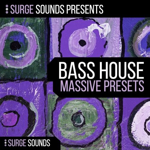 图片[1]-[用于Massive的Bass House预置]Surge Sounds Bass House-萌未来