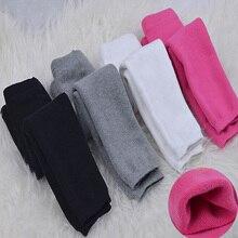2018 Winter New Baby Pants Cotton Thicken Velvet To Keep Warm Girls Leggings Korean style 0-2 Year Girls Pants