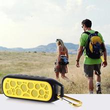 Multi-function Bluetooth Speaker Waterproof Portable Speakers Wireless Stereo Subwoofer Loudspeaker for Bicycle Bag Pendant