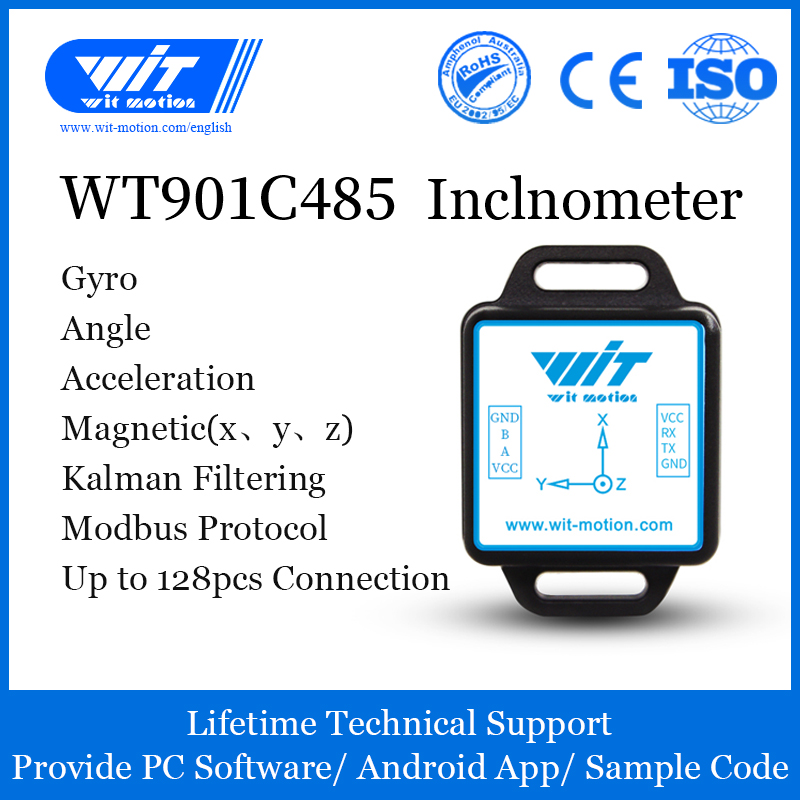 BIG SALE] WitMotion WT901WIFI WiFi Wireless 3 Axis