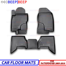 Carpets Floor-Mat Nissan Pathfinder Dust-Proof for Auto Car-Styling Interior-Decoration
