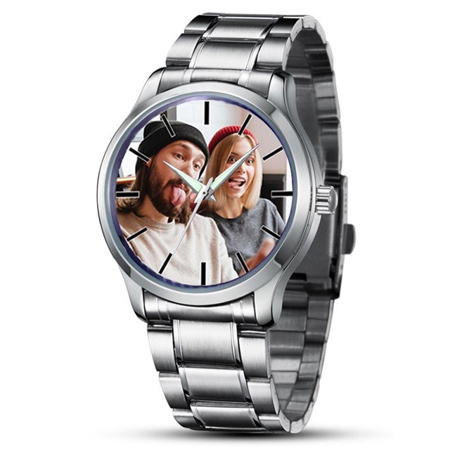 33Off Masculino Sport Own With Reloj Relogio In Watch Dial Us20 Watches Wristwatch 2018 Custom Photo Military a3323m Men Quartz Fashion 1 wnOPX0k8
