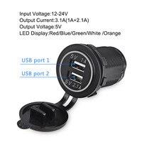 Универсальное Автомобильное Зарядное Устройство USB, 238,83 руб.