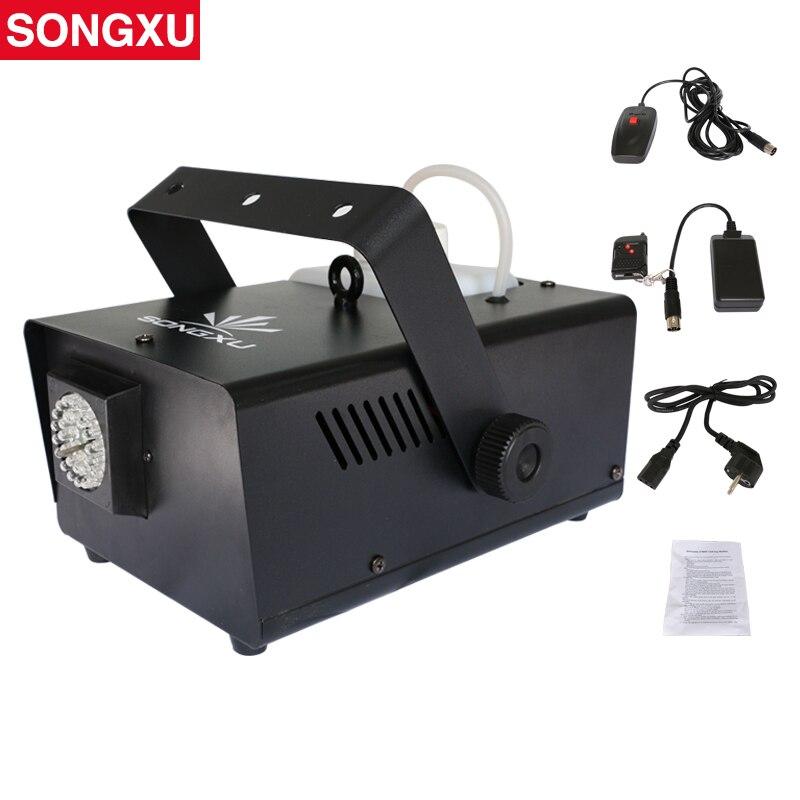 900w Fogger Smoke Machine LED Fog Machine Stage Special effect machine for Stage KTV DJ Party