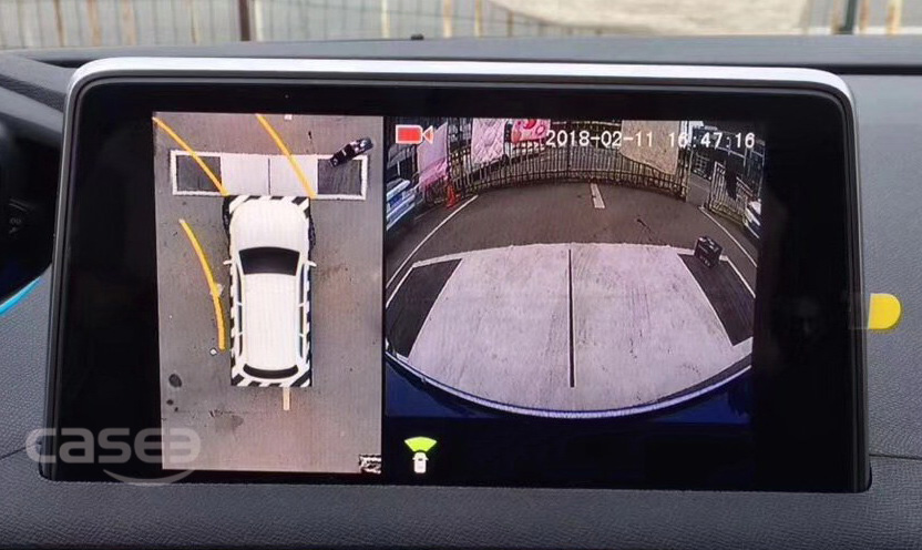 For Lexus Rx Nx Es Is Surround View 360 Degree Bird Eye Camera