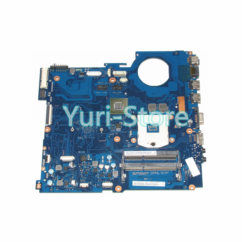 NOKOTION BA92-08186A BA41-01608A For Samsung RV520 Laptop Motherboard HM65 DDR3 GT520M Discrete Graphcis цена 2017