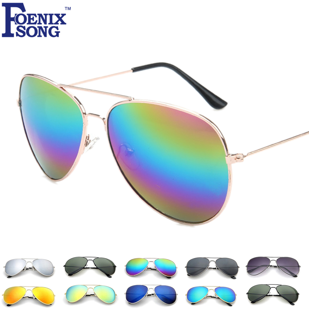 2015 Hot Sales Fashion Star Sunglasses Oculos De Sol Women Men Aviator Polarized Mirrored Lens UV Protection Sun Glasses