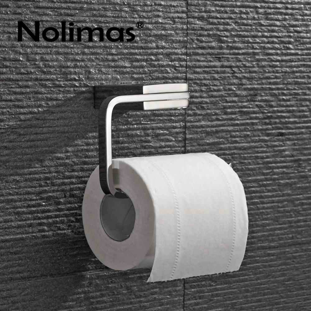 Dependable Smesiteli Wholesale European High Quality Sus304 Stainless Steel Paper Toilet Holder Kitchen Creative Paper Towel Rack Paper Holders Bathroom Hardware