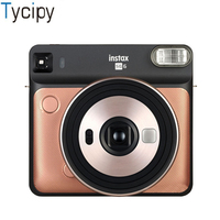 Fujifilm Instant Film SQ6 Camera for Polaroid Instant Photo Camera Film Photo Camerain 3 Colors instant photocamera