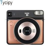 Fujifilm Instax пленка SQ6 камера для Polaroid мгновенная фото камера пленка для фото камеры в 3 цветах мгновенная фотокамера