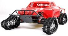 Snowmobile Tires Conversion Kit For 1/5 Scale Losi 5ive-T ROVAN LT KM X2 RC CAR Update PART