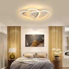 Luminaire LED en aluminium plafond moderne à LEDs, luminaire de plafond, idéal pour la chambre à coucher ou la chambre dun enfant, nouveau modèle AC110V 220V